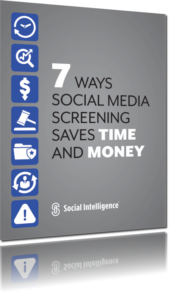 7 Ways Social Media Screening Saves Time and Money
