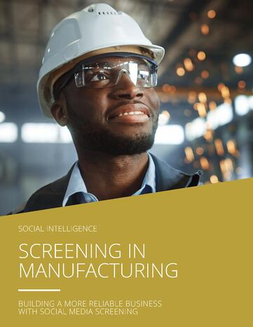 Cover Image Screening in Manufacturing