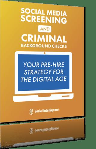 Social Media Screening and Criminal Background Checks